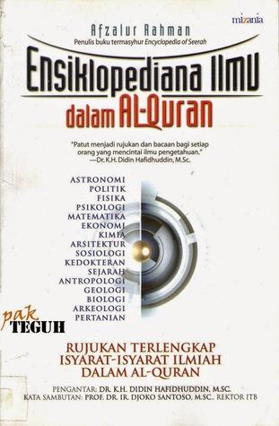 Buku Ensiklopedy Alquran